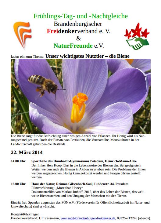 Information zur TuNg 2014