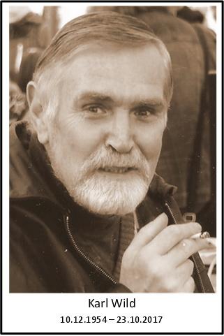 Karl Wild Nekrolog